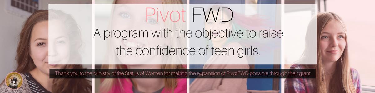 PivotFWD is Online!